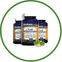 Doctors Nutra Nutraceuticals Anti-Inflammatory Advanced EXL9